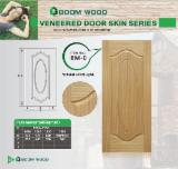 Buy Or Sell Wood African Hardwood - Natural Teak Veneer Door Skin