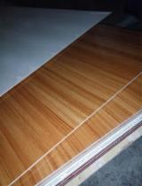 Poplar Colored Melamine Plywood