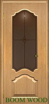 Holzfaserplatten Mit Mittlerer Dichte (MDF), Eiche, Türblätter