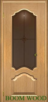 MDF Oak Veneer Door Skin
