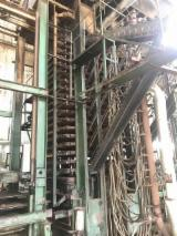 Woodworking Machinery - OSB production line