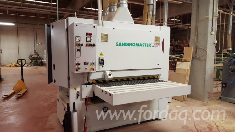 Gebraucht-SANDINGMASTER-SA-3200-1350-1998-Schleifmaschinen-Mit-Schleifband-Zu-Verkaufen