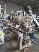 Mașină de frezat dublă marca CAMAM MOD. FDTI/CR/PLC