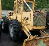 Forest & Harvesting Equipment - Skidder Lkt Lkt 81 Used 1989 Slovakya