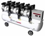 Woodworking Machinery - New Aflatek SilentPro200-6 Air Compressor
