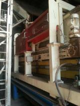 Woodworking Machinery - New MDF Panels Production Line