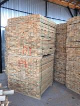 Sawn Timber - Pine/Spruce Pallet Elements, 16-17 mm thick