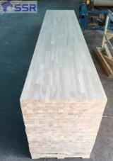 Buy And Sell Wood Components - Register For Free On Fordaq - Rubberwood Finger Joint Window Scantlings