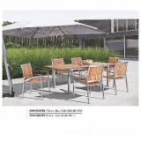 Teak Garden Furniture - Outdoor Teak wood Furniture - Table with Chairs
