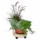 Pine  - Redwood Garden Products - Wooden flower pots