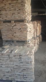 Großhandel Holz Gehobeltes Möbelleisten - Massivholz, Buche, Gehobeltes Möbelleisten