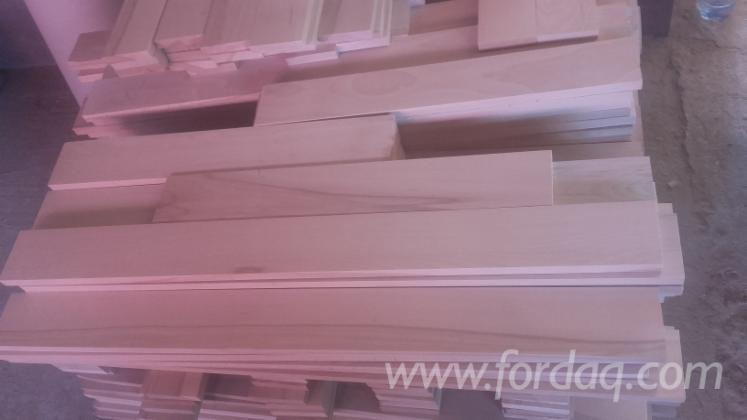 A/B Beech Furniture Mouldings, 17 mm thick