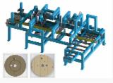 South America Woodworking Machinery - Machines for wood cutting and manufacture of wooden reels. - Naliteck