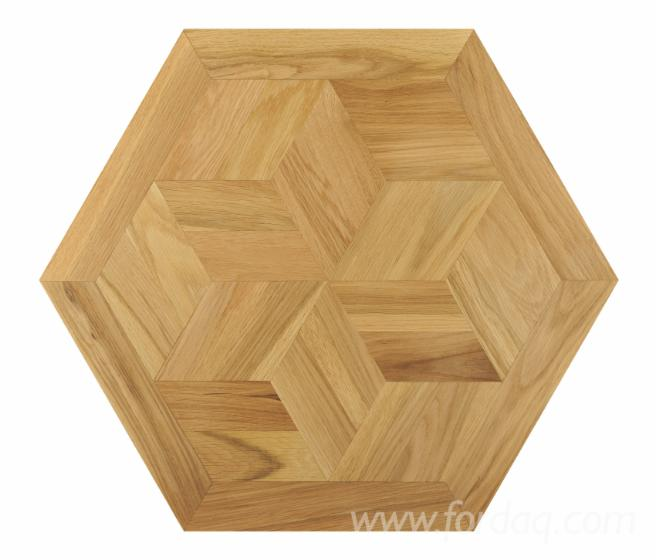 rustic underfloor solid oak mosaic parquet 8 mm. Black Bedroom Furniture Sets. Home Design Ideas