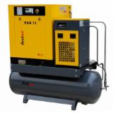 Plants, Units And Auxiliary Equipment For Energy Generation - New 2017 FirstAir FAS11-AT Screw Compressor