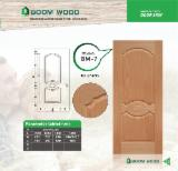 Mouldings and Profiled Timber - EV-Cherry HDF Door Skin