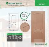 Mouldings and Profiled Timber - EV-Sapelli HDF Door Skin