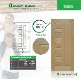 Mouldings and Profiled Timber - EV-Oak Veneer HDF Door Skin