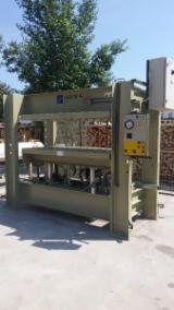 Couple Of High Frequency Presses Brand Orma With Generator Brand CAVALLO