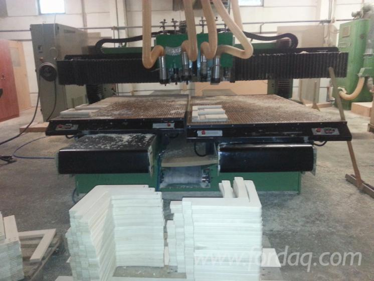 Used-MAKA-2200T-1991-CNC-Machining-Center-For-Sale