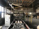 Woodworking Machinery For Sale - Used Corali pallet production line 1993