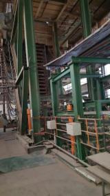 Maquinaria y Herramientas - Venta Producción De Paneles De Aglomerado, Bras Y OSB Songli Nueva China