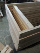 Holz Komponenten Zu Verkaufen - Europäisches Laubholz, Massivholz, Birke, Buche