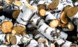Russland - Fordaq Online Markt - Birke Brennholz Ungespalten