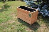 Buy Or Sell Wood Flower Pot - Planter - Larch Flower Pots
