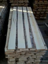 Unedged Hardwood Timber - Black Alder / Birch / Aspen Boules