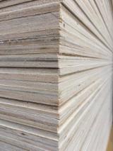 Cele mai noi oferte pentru produse din lemn - Fordaq - Vand Placaj Natural Plop 3-25 mm Vietnam