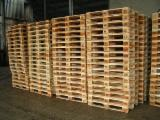 Wood Pallets - New Pine Epal Euro Pallets