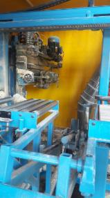 CNC Machining Center Hundegger K3i 旧 意大利