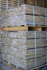 Hardwood  Sawn Timber - Lumber - Planed Timber For Sale - Oak Elements 38 x 38 x 450-750 mm Ideal for Turning Legs