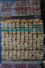 Hardwood  Sawn Timber - Lumber - Planed Timber For Sale - Oak Elements 38 x 80 x 450-750 mm Ideal for Turning Legs