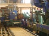 Woodworking Machinery - Braun-Canali block bandsaw system