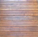 France Supplies - Rubberwood Anti-Slip Decking Tiles LVL, 500 x 500 x 40 mm
