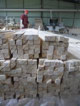 Hardwood  Sawn Timber - Lumber - Planed Timber For Sale - Paulownia Chamfer Strips