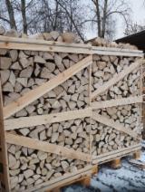 Yakacak Odun ve Ahşap Artıkları - Yakacak Odun; Parçalanmış – Parçalanmamış Yakacak Odun – Parçalanmış Gürgen, Meşe , Aspen, Beyaz Kavak