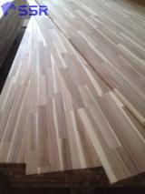 Laminate, Cork And Multiple Layer Flooring - Acacia Wood Laminate Board from Vietnam