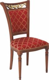 Traditional Living Room Furniture - Beech Classic Living Room Chair