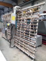 Gebraucht STRIEBIG Standard 5220A Vertikalsägemaschinen Zum Plattenzuschnitt / -formatschnitt Zu Verkaufen Frankreich