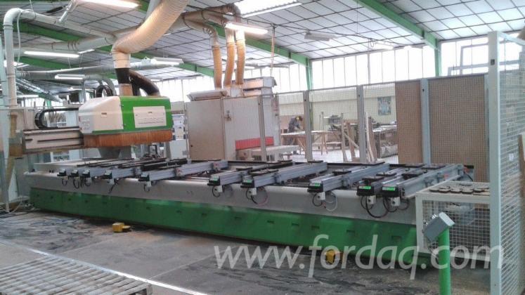 Venta-CNC-Centros-De-Mecanizado-Biesse--Rover-30XL3-Usada