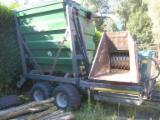 森林和收成设备 - Hogger Jensen JT 600 Z 旧 2013 德国