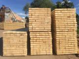 Yumuşak Ahşap  Biçilmiş Kereste - Odun Satılık - Kare Kenarlı Kereste, Çam  - Redwood, Ladin  - Whitewood, FSC