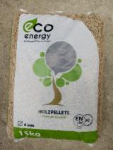 Energie- Und Feuerholz - ENplus Fichte   Holzpellets 6 mm