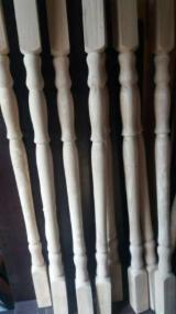 Beech Wood Components - Beech, Oak Woodturnings - Turned Wood Romania