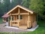 Maisons Bois à vendre en Belarus - Vend Epicéa  - Bois Blancs Résineux Européens