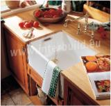 Solid Wood Panels - FSC Solid Wood Kitchen Worktops,Table Tops and Countertops