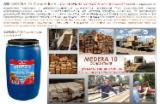 批发经涂饰及处理的木制品 - 木材防腐剂